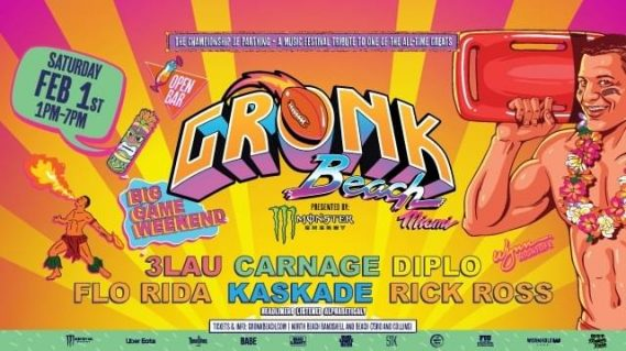 Gronk Beach Festival