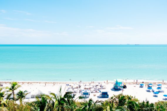 Start a new travel year on Miami Beach and escape the winter weather with a mirco-cation over a long, holiday weekend.