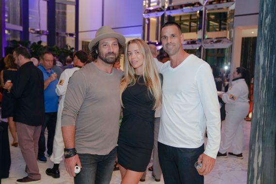 Nick Blast, Magali Pouckaert, & Ryan Jay