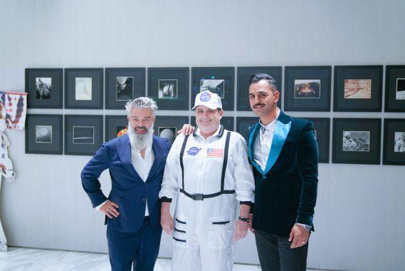 Rudolf Budja, Keith Marks, & Rishi Idnani