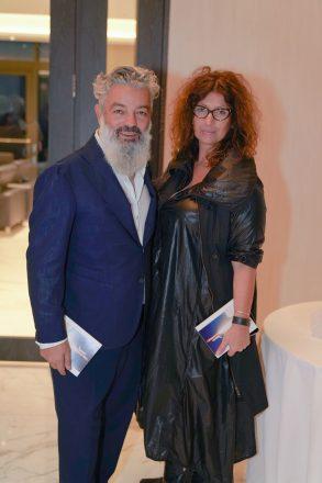 Rudolf Budja & Laura Vailati