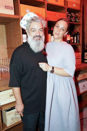 Rudolf & Nicole Budja