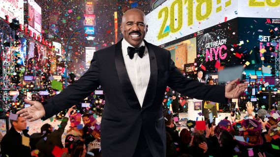 STEVE HARVEY: LIVE FROM TIMES SQUARE