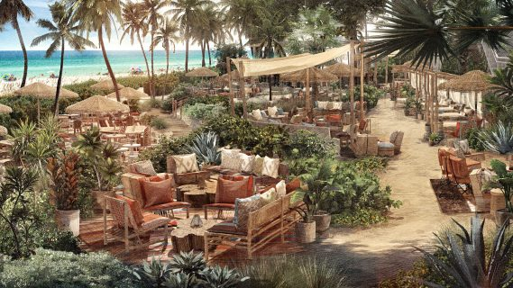 1 Hotel South Beach Launches Highly-Anticipated 1 Beach Club