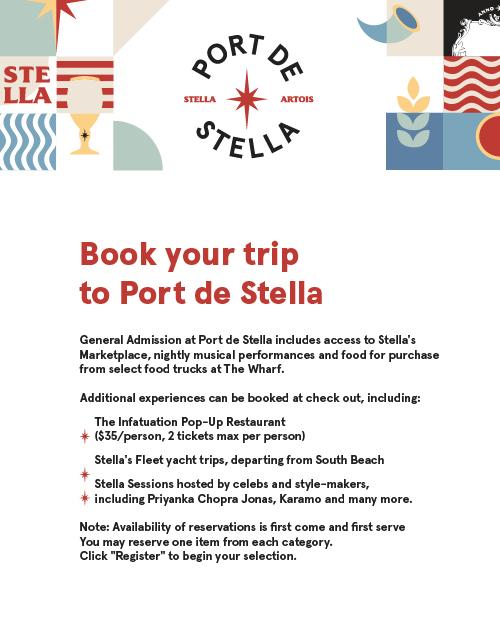 Stella Artois @ Super Bowl LIV