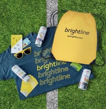 Brightline's Big Game Survival Kit for Super Bowl LIV