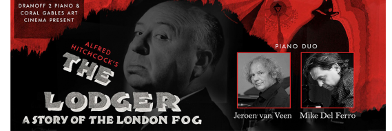 Hitchcock's The Lodger With Live Performance