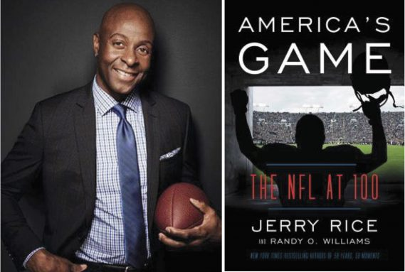 Meet JERRY RICE this Super Bowl Weekend