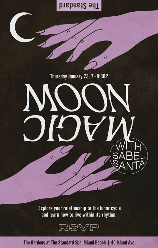 Moon Magic with Sabel Santa