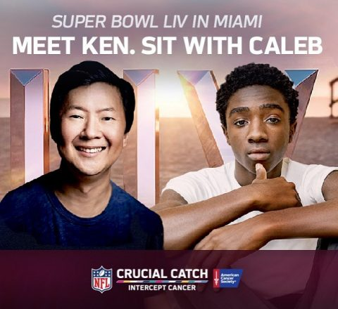 National Football League's Crucial Catch Campaign
