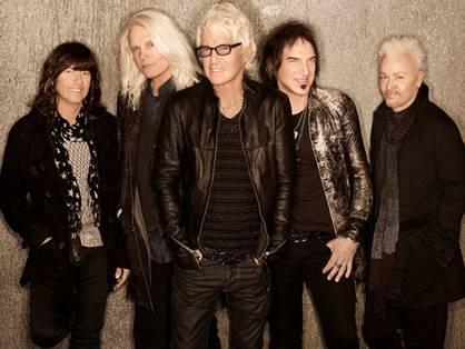 Rockers REO Speedwagon