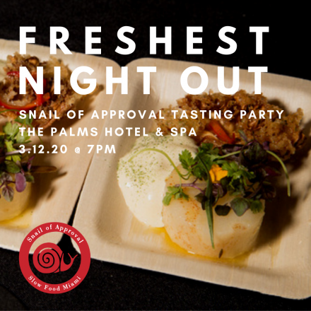 The 9th Annual Snail of Approval Tasting Party
