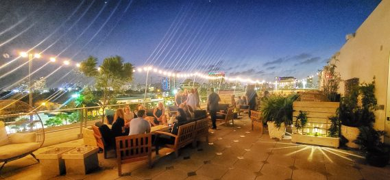 THE NEST ROOFTOP & SUNSET LOUNGE OPENS ON LINCOLN ROAD