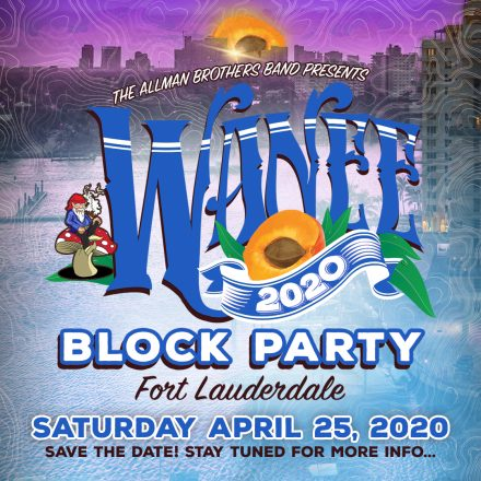Wanee Block Party