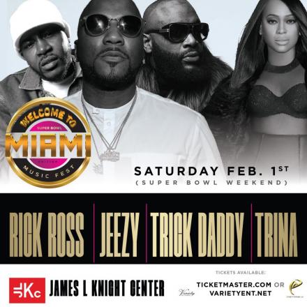 Welcome 2 Miami Music Festival