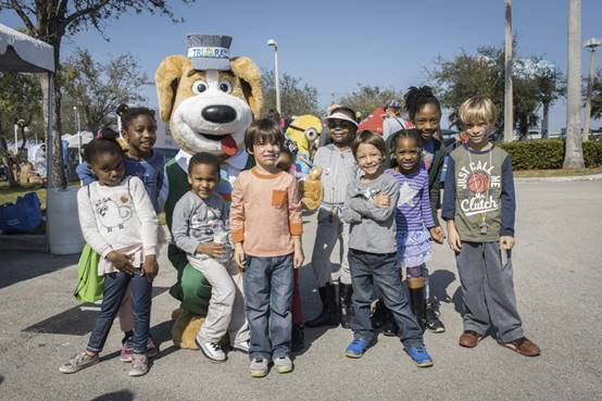 """Tri-Rail's annual """"Rail Fun Day"""" on Saturday, February 8, will offer live entertainment, interactive games and activities, kid-friendly costume characters, cookie decorating, face painting and more."""