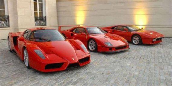 Ferrari Miami:Cars On Commodore