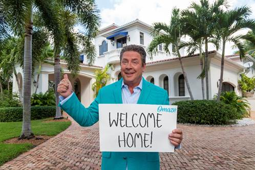 Omaze Announces First Miami Dream Home Sweepstakes Benefitting DCC