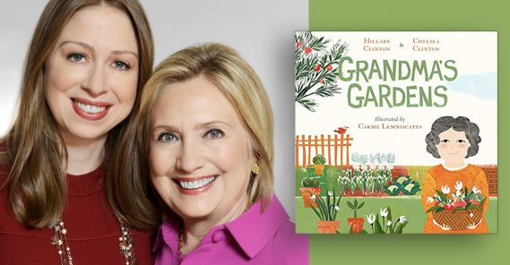 Meet Secretary Clinton and Chelsea Clinton