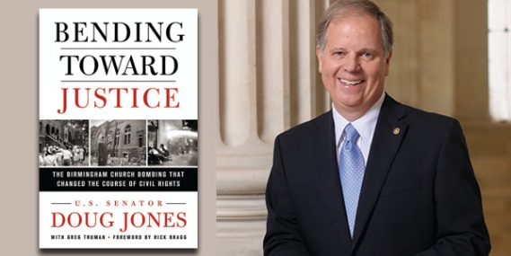 a lunchtime book talk with SENATOR DOUG JONES