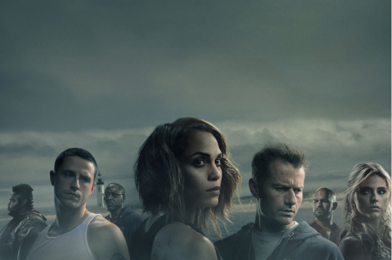 """STARZ RELEASES OFFICIAL TRAILER AND GALLERY ART FOR NEW ORIGINAL SERIES """"HIGHTOWN"""""""