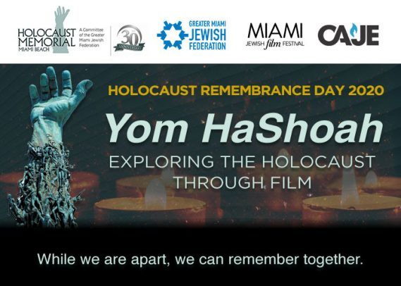Yom HaShoah: While We Are Apart, We Can Remember Together