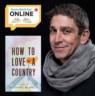 An Evening With Richard Blanco: Poems for Isolation