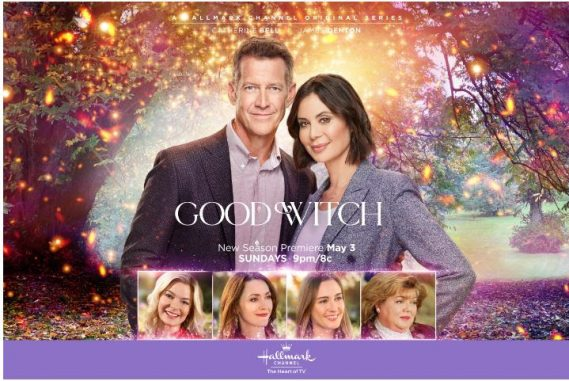 """Good Witch"" Season Six Premieres Sunday, May 3rd on Hallmark Channel"