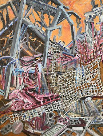 Tony Khawam-Debris in Aleppo