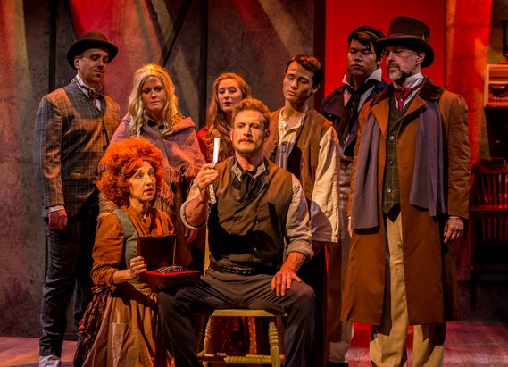 Sweeney Todd (Best Production, Musical)  Photo Credit: Justin Namon)