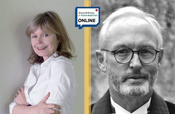 ANNALENA McAFEE & CHRISTOPHER BUCKLEY