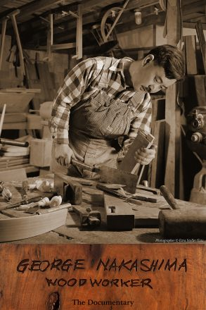 global premiere of George Nakashima, Woodworker