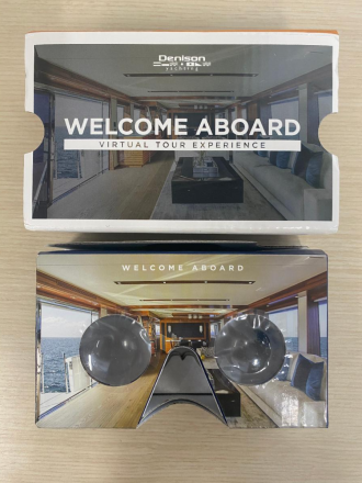 Denison Yachting Introduces Virtual Reality Yacht Tours