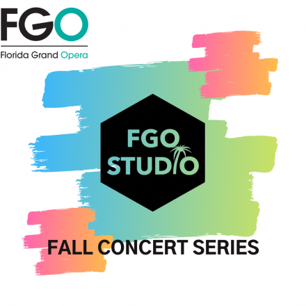 Florida Grand Opera's SongFest series