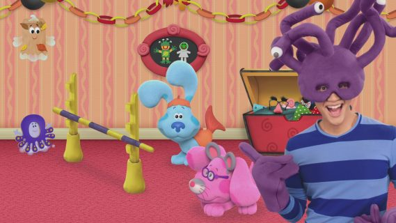 """Blue's Clues & You! """"Spooky Costume Party"""""""
