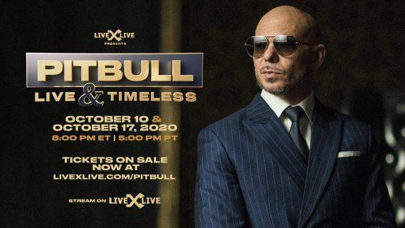 Pitbull: Live & Timeless