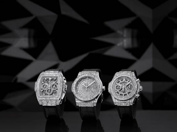 Hublot 2020 High Jewelry Collection