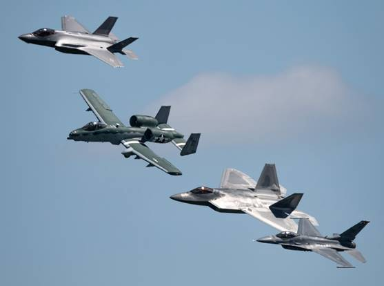 Fort Lauderdale Air Show Rescheduled for November 21-22