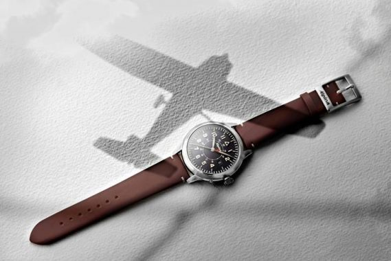 Startimer Pilot Heritage Automatic:  the Aviation Icon is Back