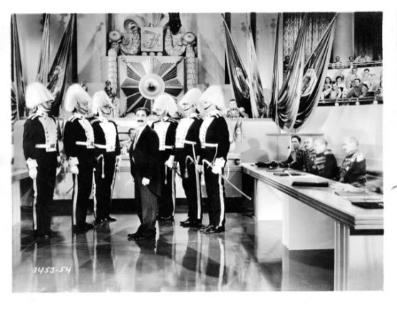 """Image: The Four Marx Brothers in """"DUCK SOUP"""""""