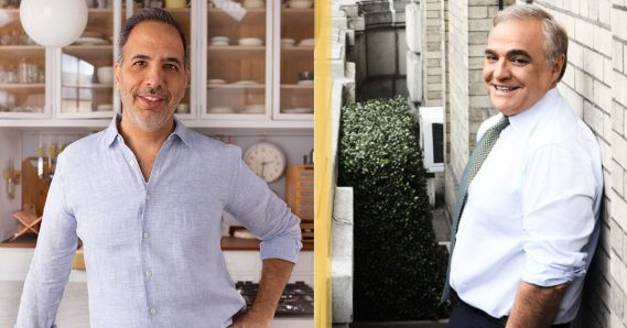 A Virtual Afternoon with  YOTAM OTTOLENGHI