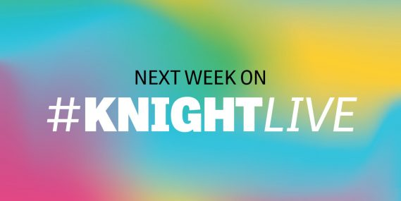 #KnightLive lineup