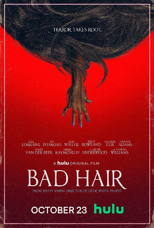 Hulu Original Film BAD HAIR (premiering October 23)