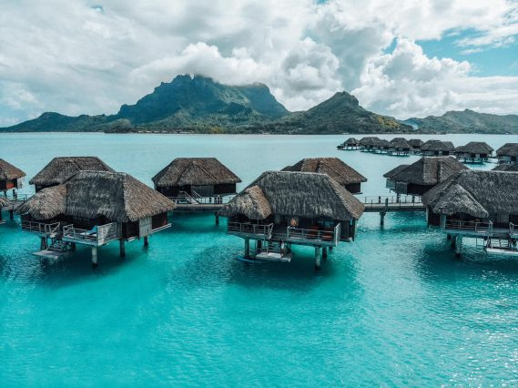 Bora Bora, French Polynesia, Timeless Encounters and Ancient Explorer itineraries