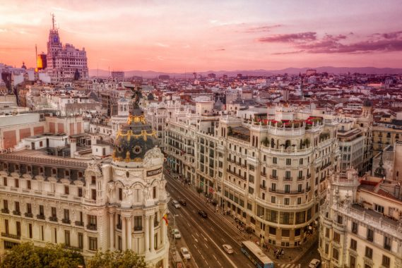 Madrid, Spain, Ancient Explorer itinerary