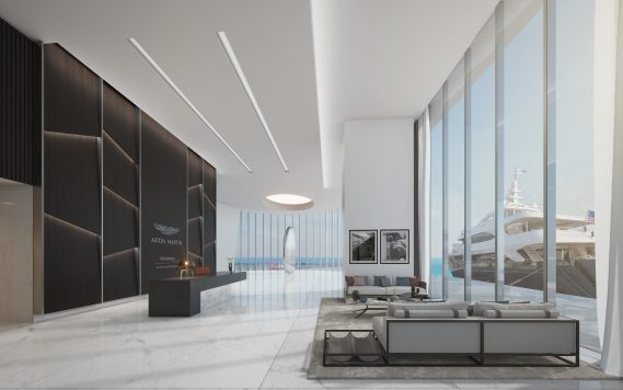 Lobby_Aston Martin Residences
