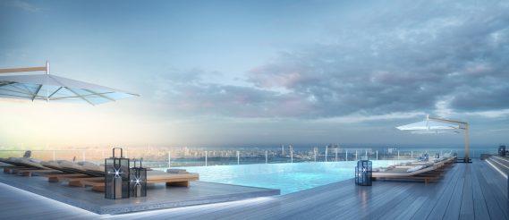 Pool Deck_Aston Martin Residences