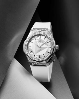Hublot releases Classic Fusion Orlinski White in time for the holidays