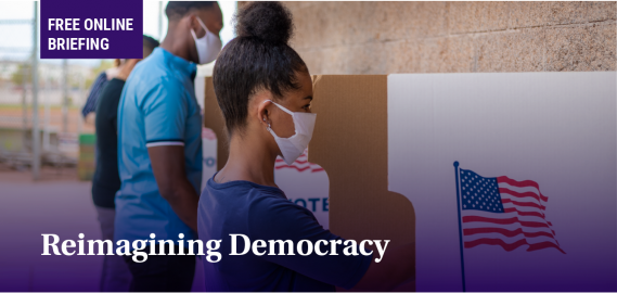 Reimagining democracy: how philanthropy can support civic life