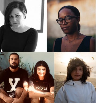 Curating in the Caribbean: Laura Castro, Nicole Smyth Johnson and La Usurpadora in conversation with Sara Hernann, of the Caribbean Art Initiative